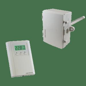 Humidity/Temperature Sensing