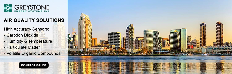 Air Quality Sensors & Transmitters for California